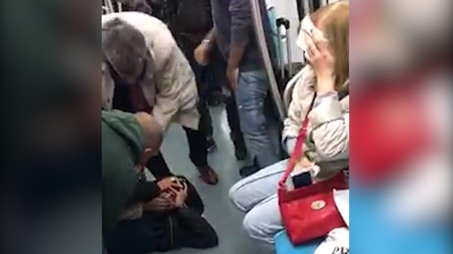 Risultati immagini per ucraini metropolitana