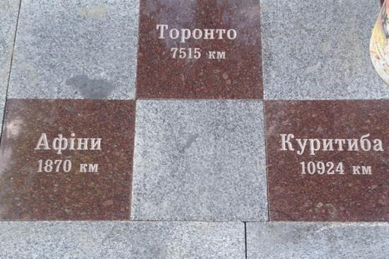 Пам'ятник мігрантам відкрили на Тернопільщині - фото 3