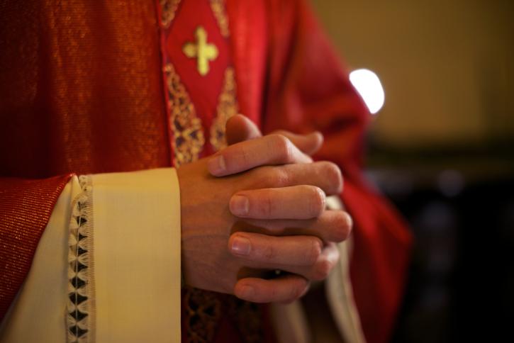 Італійський священик обікрав свою церкву