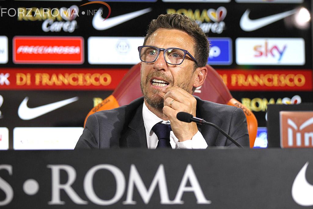 Risultati immagini per as roma allenatore