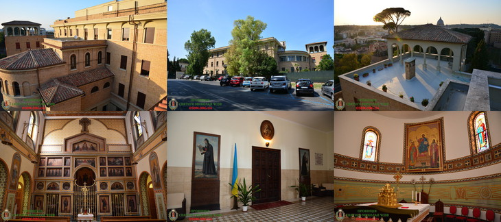 Risultati immagini per колегія святого йосафата в римі