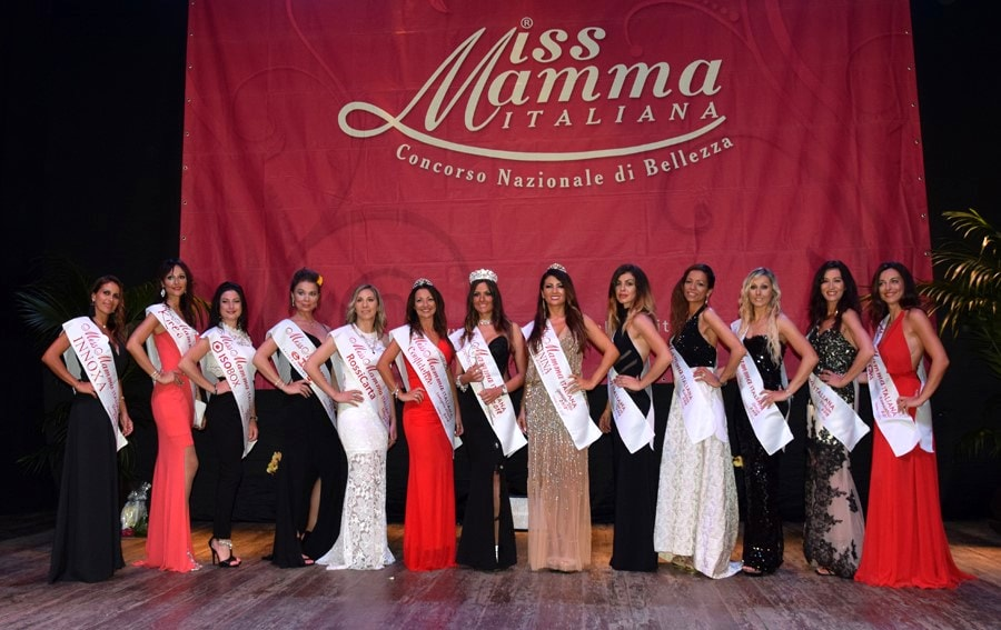 thumbnail_Vincitrici Miss Mamma Italiana 2018-2