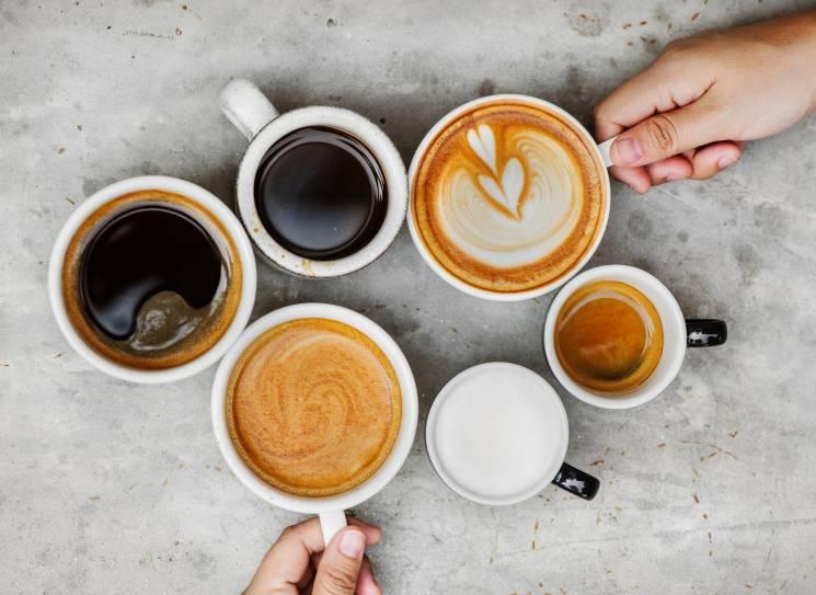 Історія в чашці: Як з'явилися еспресо, американо та лате
