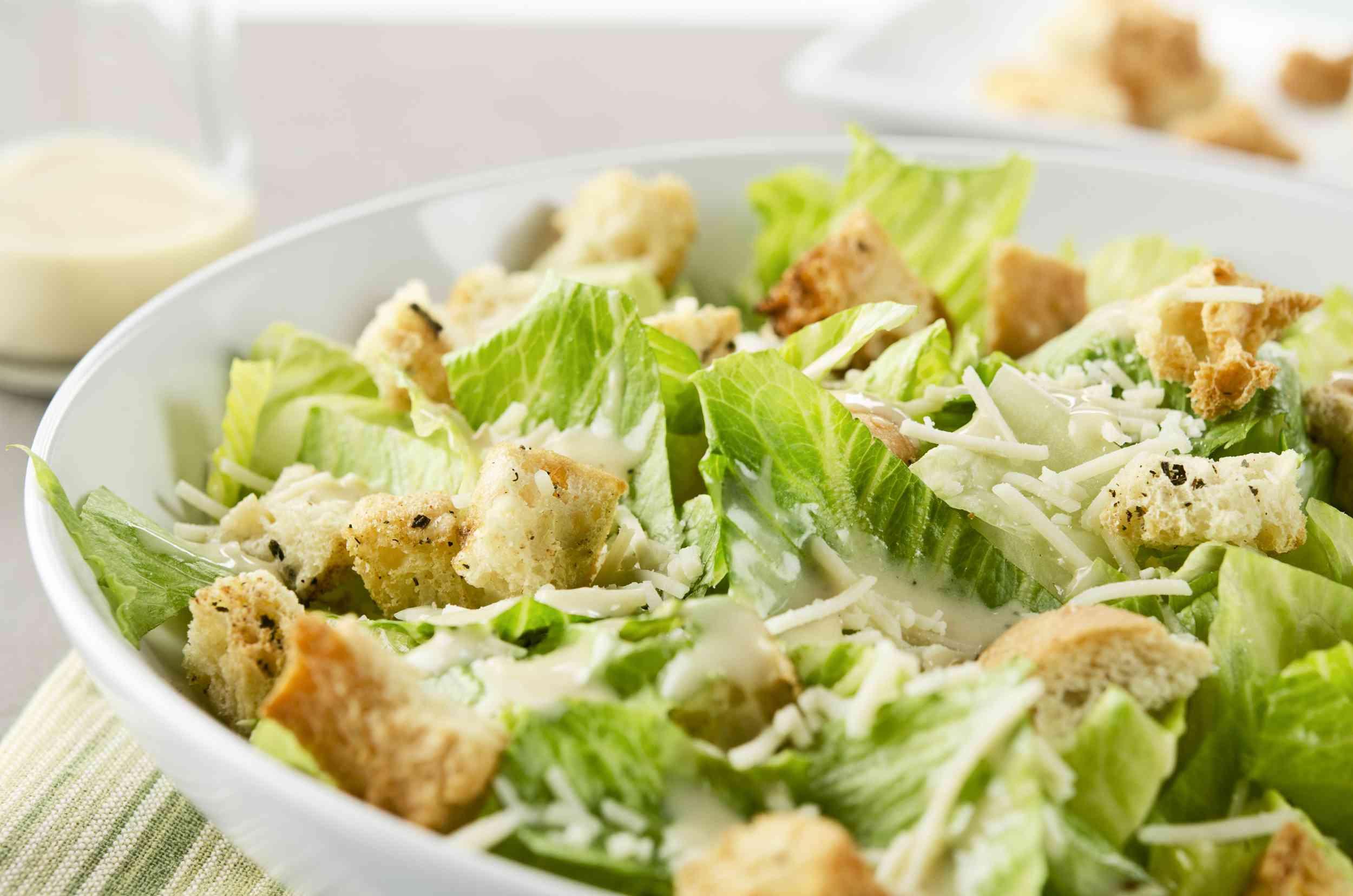 Risultati immagini per cesar salad