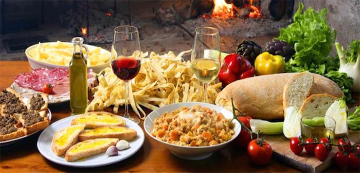 Risultati immagini per cibo italiano