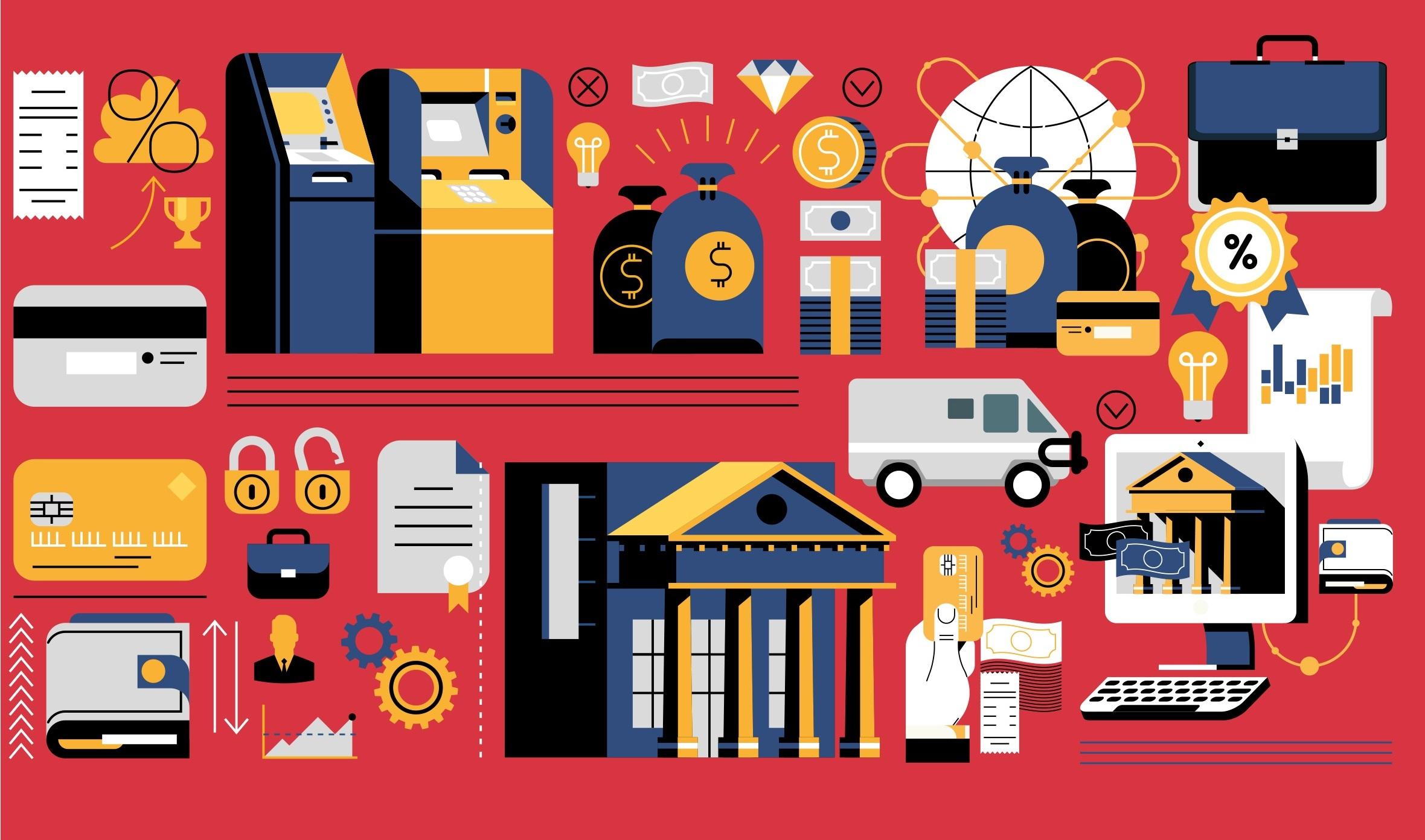 Risultati immagini per банківський сервіс